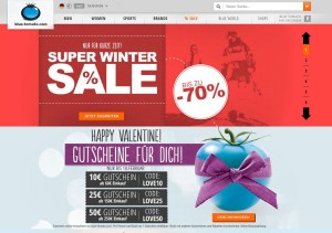 Blue Tomato Super Winter Sale
