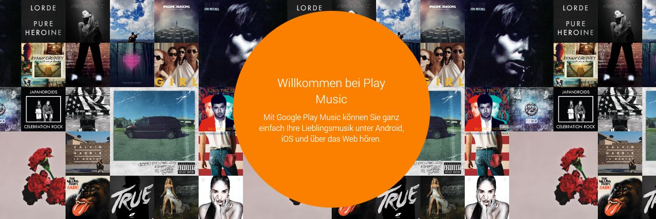 Google Play gratis testen