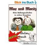 Kinderträume werden wahr: Die Geschichten von Max & Moritz jetzt als Gratis-E-Book!