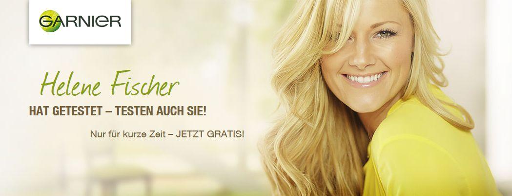 Haarfarben von Garbier gratis testen