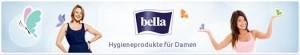 Hol dir die Gratiswindeln von Pampers bei Shop Bella