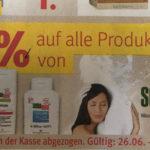 Rossmann Rabattcoupon zum Ausdrucken im Wert von 15% auf alle SebaMed Produkte