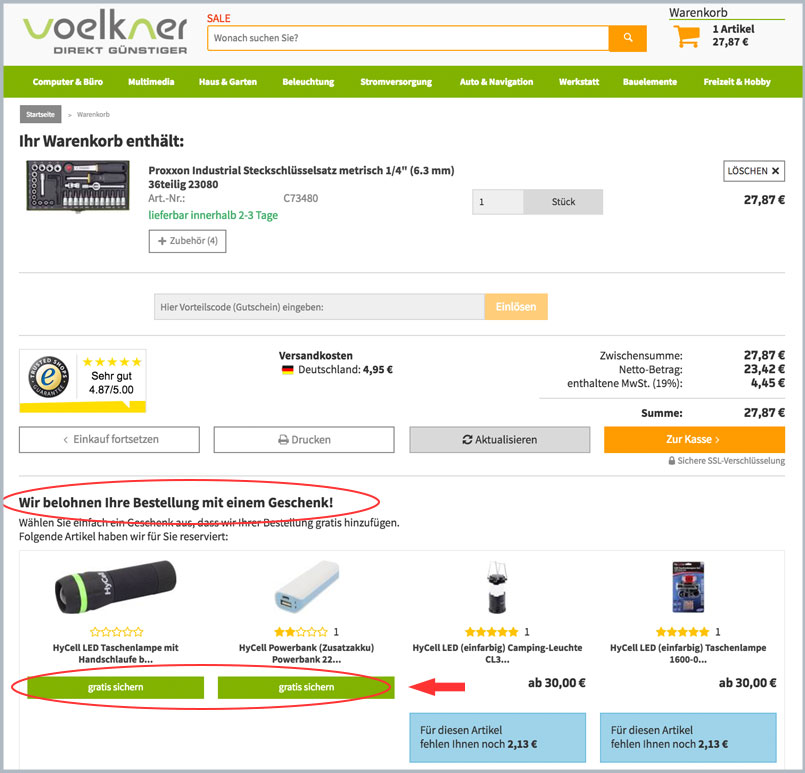 voelkner rabatt coupon