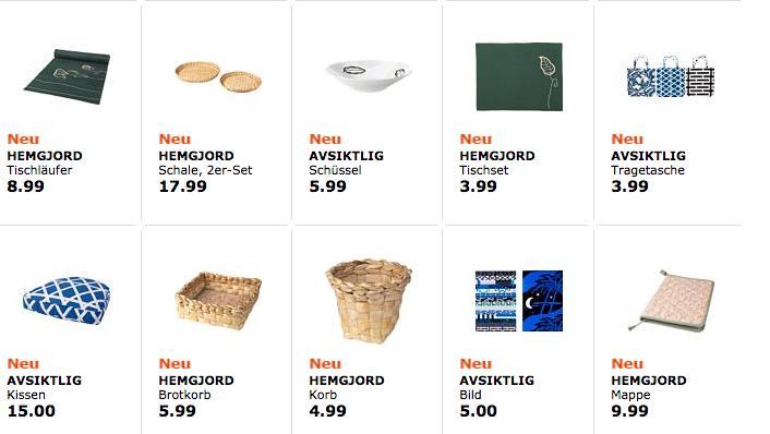Wir l ften das geheimnis der produkt namen von ikea insider infos - Ikea mobel namen ...