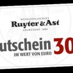 Club of Wine Rabattcoupon im Wert von 30€ bei Freundschaftswerbung, ab 100€ MBW