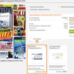 abo-direkt.de Geschenkabo: Computer Bild – jetzt nur 31,20€ für 6 Zeitschriften