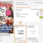 abo-direkt.de Geschenkabo für zuhause Wohnen – jetzt nur 43€ für 10 Zeitschriften