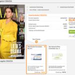 abo-direkt.de Geschenkabo: GRAZIA – jetzt nur 85,80€ für 26 Zeitschriften