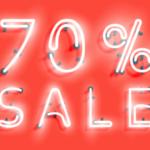 Amorelie Aktion – 70% Rabatt auf Artikel im SALE