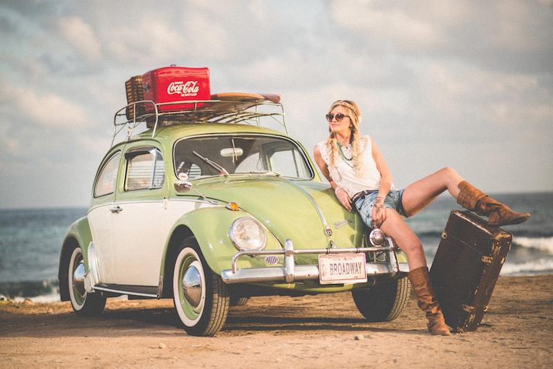 Oldtimer Volkswagen Rabattcoupons