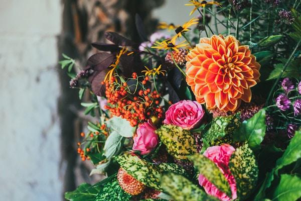 Ein bunter Blumenstrauß | Euroflorist Gutschein