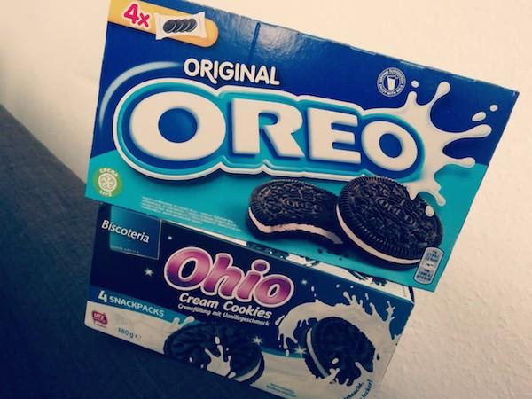 Oreo-Kekse und eine Kopie | Rabatte Coupons