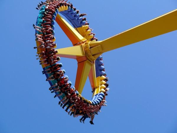 Eine Attraktion in Cedar Point   Rabatte Coupons