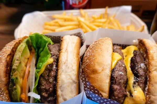 Burger und Fritten | Rabatte Coupons