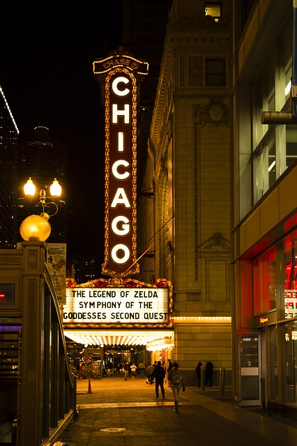 Leuchtreklame in Chicago | Rabatte Coupons