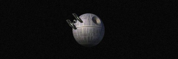 Das Raumschiff des Imperiums im Weltall | Rabatt Coupon