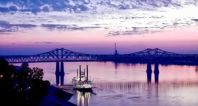 Der Mississippi River | Rabatte Coupons
