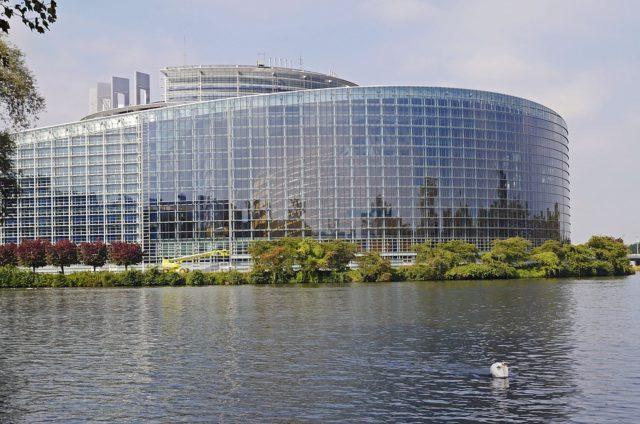 Das Europaparlament in Straßburg | Rabatte Coupons