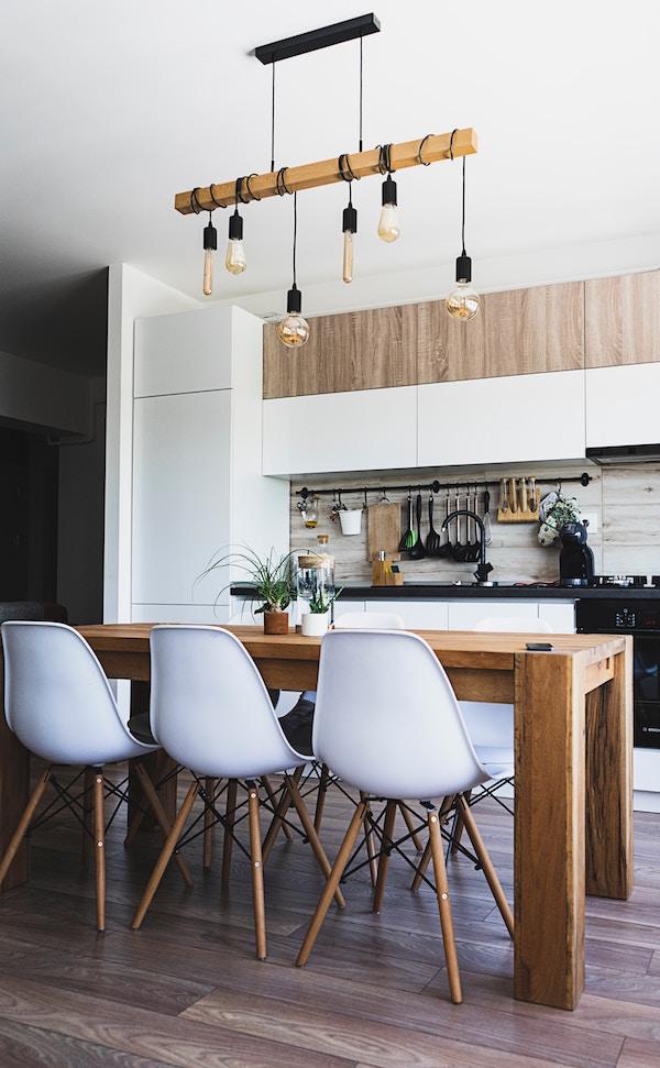 Eine schlichte schöne Küche | rabatt coupon