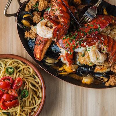 Hummer und andere Meeresfrüchte | Gourmondo Gutschein