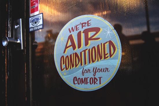 Abkühlung durch Klimaanlage | rabatte coupon