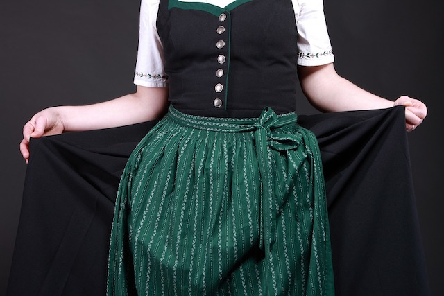 Ein traditionelles Dirndl | Rabatte Coupon