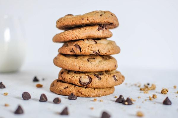 Ein ganzer Stapel Kekse | Rabattcoupons