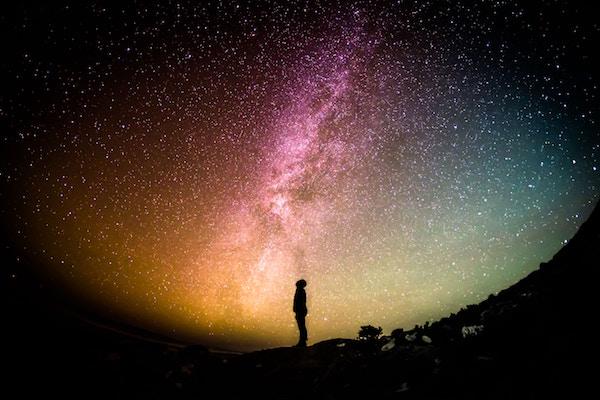 Ein wunderschöner Sternenhimmel   Rabatt Coupon