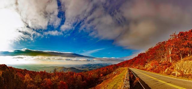 Eine hübsche Berglandschaft | Rabatt Coupon