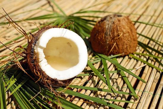 Kokosnuss erinnert an Urlaub | rabattecoupons