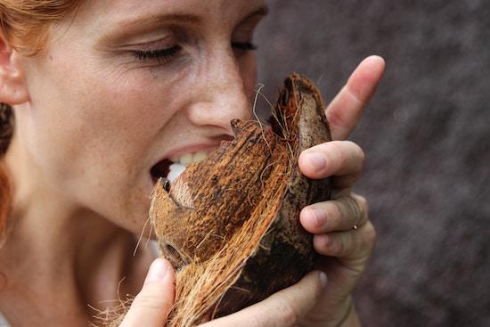 Kokosnuss ist sehr lecker | rabattecoupons