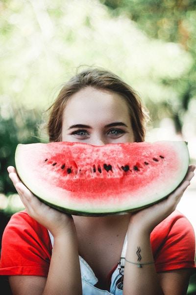 Melonengesicht | Rabatt-Coupon