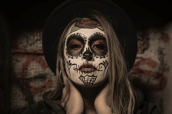 Sugar Skull Make-up ; rabatt coupons
