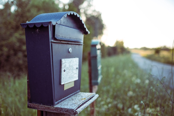 Postkasten   rabatt coupons