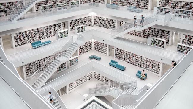 Bücherei als Quelle um Wissen zu erwerben | rabatte coupons