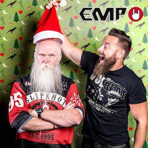 EMP Weihnachtsplakat | rabatte coupons