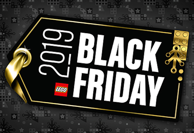 Black Friday bei LEGO