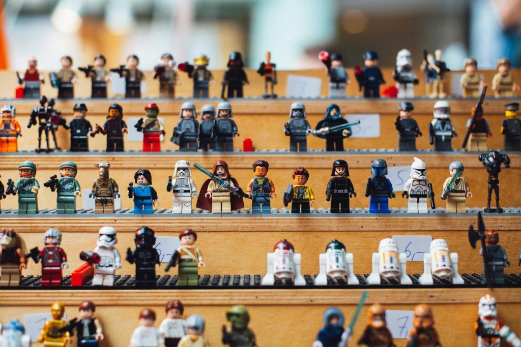 Lego Star Wars Merchandise-Figuren   rabatt coupons