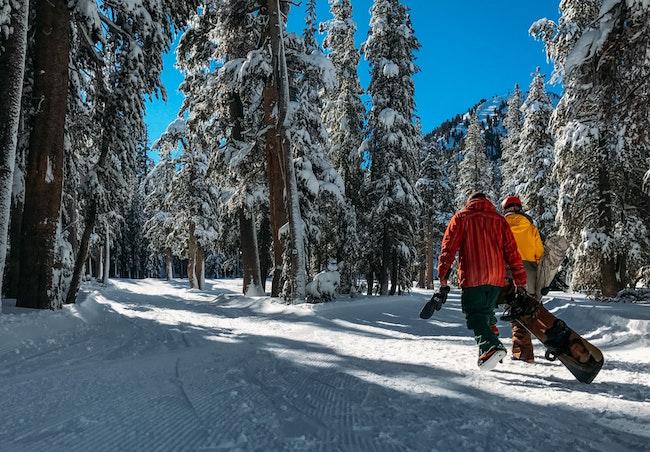 Snowboard | Bergfreunde Gutschein