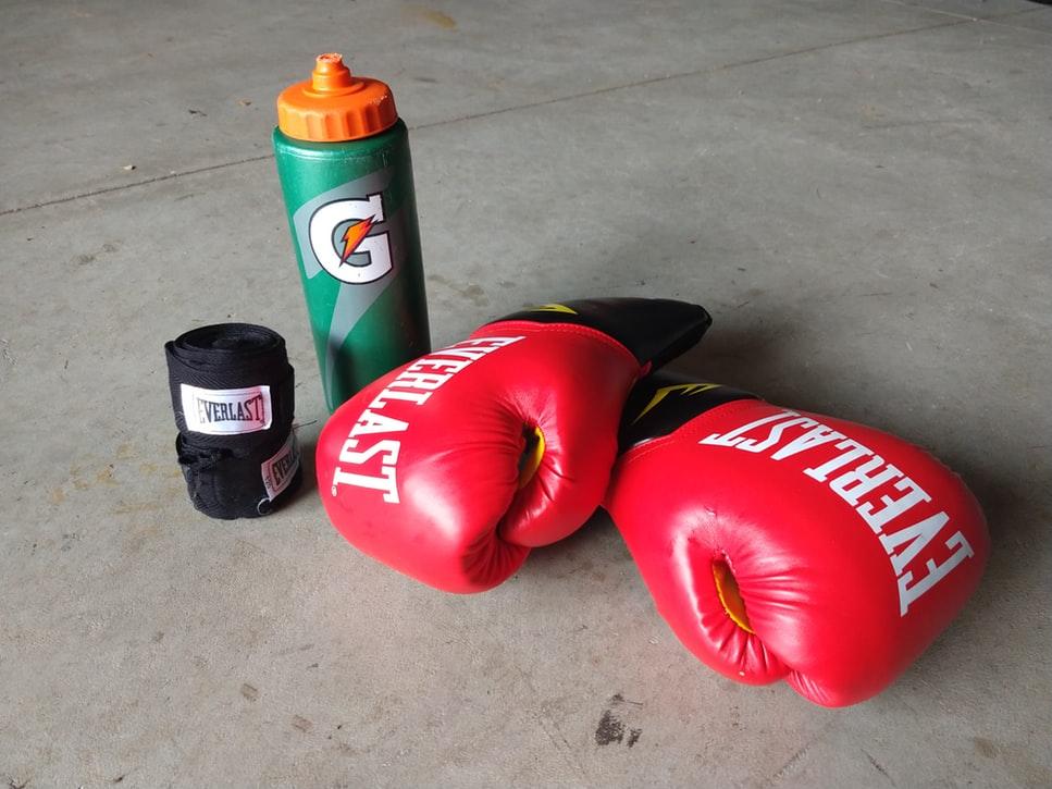 Boxing Handschunhe | www.unsplash.com