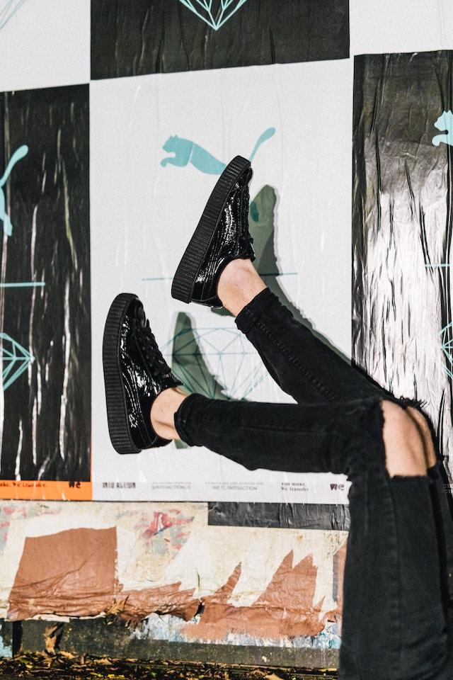Schwarze Puma Sneaker | rabatte coupons