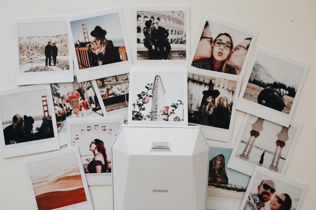 Viele Fotos die Erinnerungen an Erlebnisse zeigen, könnt ihr auch mit unserem rabattgutschein bestellen