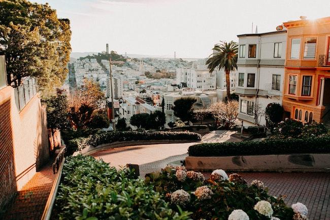 Die Straßen von San Francisco | Meiers Weltreisen USA