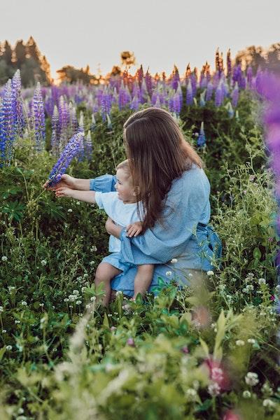 Blumen zum Muttertag mit FloraQueen Gutschein