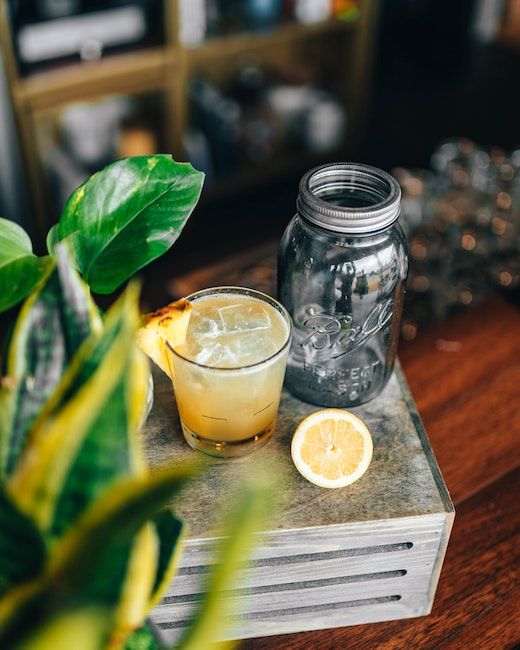 Limonade im Mason Jar   Gutschein