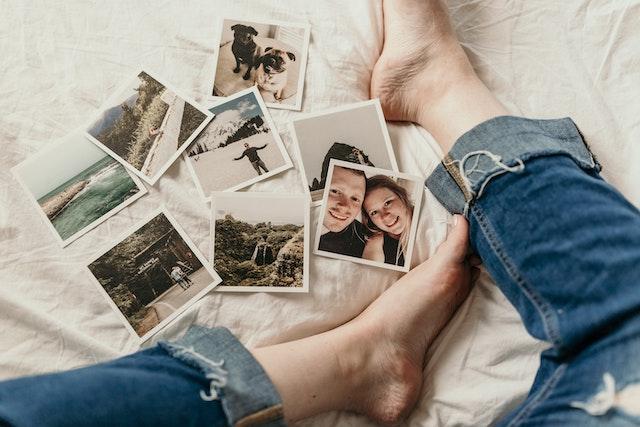 Viele persönliche Polaroid-Bilder   rabatte coupons