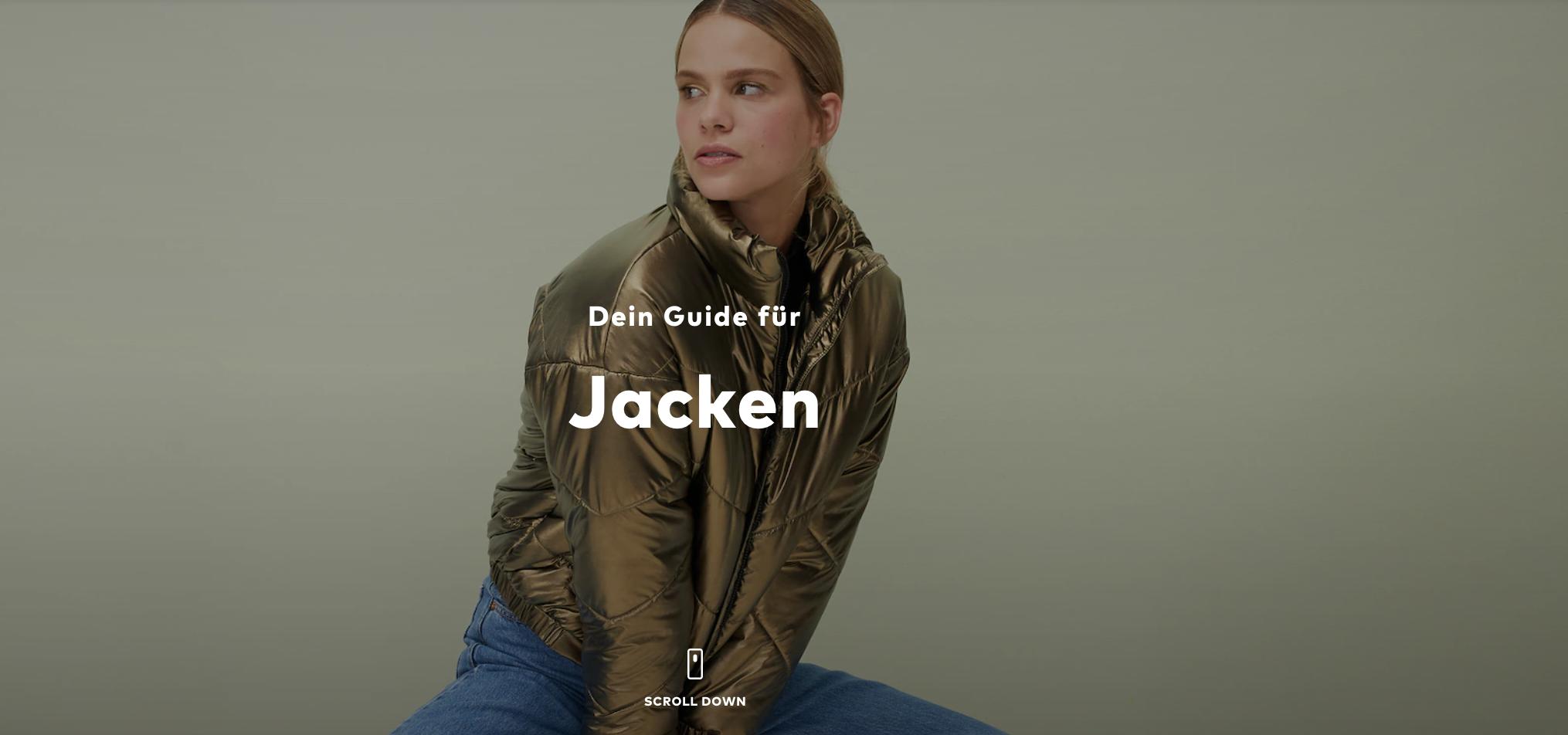 Sommer-Looks 2020 - Jacken Gutschein von About You - im Styleguide