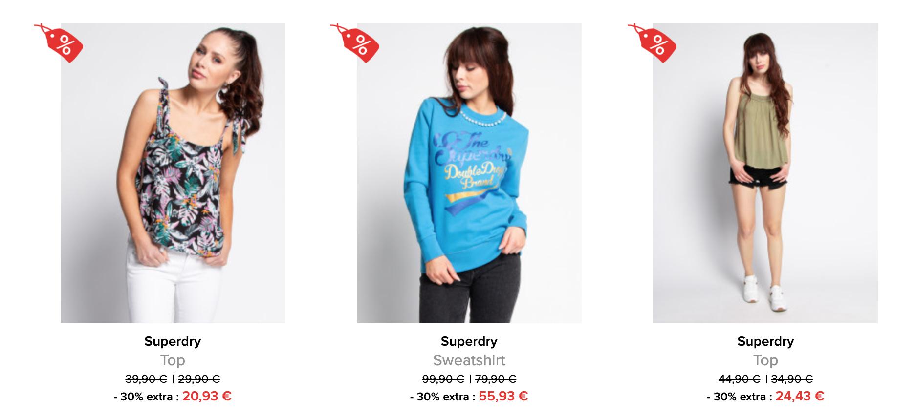 Superdry für den modernen Look