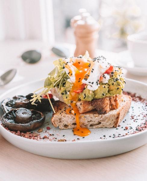 Instagram Frühstück | Optimum Nutrition Gutschein