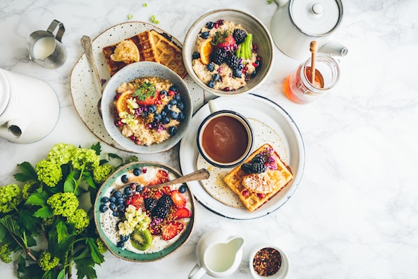 Optimum Nutrition Gutschein | Instagram Frühstück